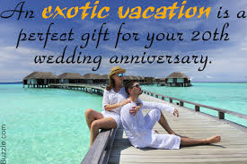 20th wedding anniversary ideas adorably surprising gift ideas for your 20th wedding anniversary