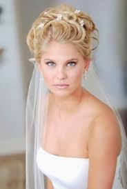 wedding hairstyles for short with veil 11 wedding hairstyles