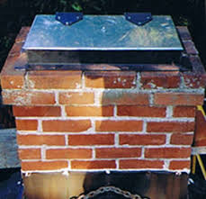 Fireplace Opening Covers by Chimney Top Covers Fireplace Dampers Chimney Top Dampers