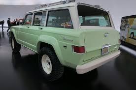 new jeep wagoneer concept jeep wagoneer roadtrip concept rear three quarter motor trend