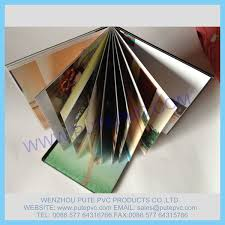 Photo Album With Adhesive Pages Cangnan Longgang Pute Pvc Products Co Ltd Adhesive Album Pvc