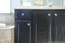 restaining cabinets darker without stripping dark stained kitchen cabinets dark stained kitchen cabinets a