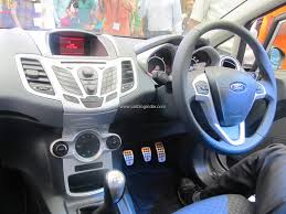 ford fiestas 2011 india sneak preview video pictures features