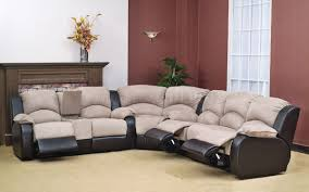 Modern Reclining Sectional Sofas Modern Sectional Recliner Leather Sofa On With Hd Resolution