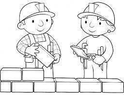 bob builder coloring pages dizzy dalarcon bob builder