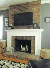 Over Fireplace Decor Wall Mounted Tv Over Fireplace Ideas Building Pictures Of Mount