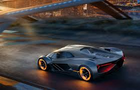 lamborghini the lamborghini terzo millennio concept is a lightning strike from