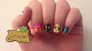 easy nail art characters easy nail art characters thought i d give you a close up on my
