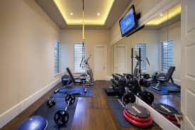 Decorating Home Gym At Home Gym Decorating Ideas Home Gym Traditional With Dark