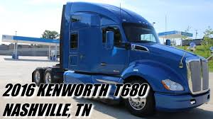 used kenworth t680 for sale 2016 kenworth t680 aerocab with cummins isx15 youtube