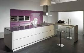 meuble de cuisine en verre facade meuble cuisine nestis