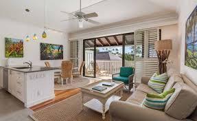 hawaiian home decor poipu hotels kiahuna plantation resort kauai by outrigger