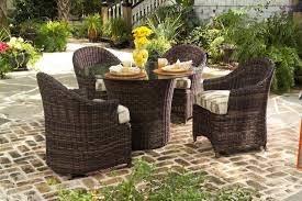 How To Restore Wicker Patio Furniture by Natural Wicker Vs Synthetic Resin Wicker