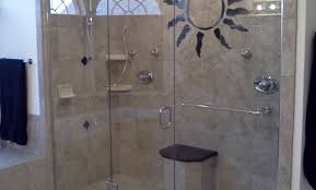 seamless shower walls image of best glass shower enclosures