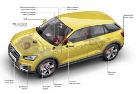 audi headlights in dark driver assistance systems audi mediacenter