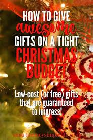 best 25 christmas budget ideas on pinterest christmas present