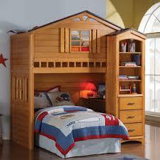 Bookcase Bunk Beds Acme Furniture Tree House Twin Bunk Bed U0026 Reviews Wayfair