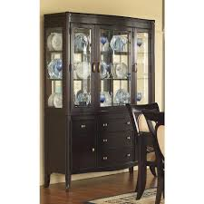 buffet cabinet with hutch elegant hutch in dining room image