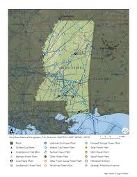 Refineries In Usa Map by Mississippi Profile