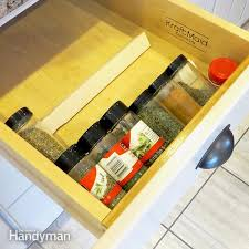 5 quick kitchen spice storage solutions family handyman