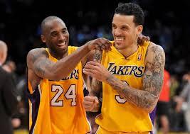 Matt Barnes Fight Matt Barnes Says Blame Lakers Management Not Kobe Bso