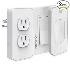 switchmate toggle smart light switch switchmate slim snap on smart light switch and power outlet rocker