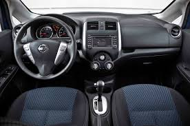 nissan tiida sedan interior nissan versa information and photos momentcar