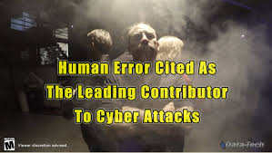 the leading cause of cyber attacks in a business youtube
