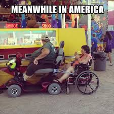 Merica Wheelchair Meme - funny pictures of the day 96 pics funny pictures tired and humor