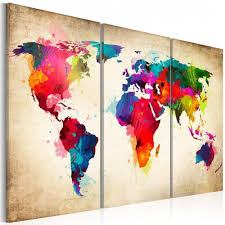 World Map Poster Ikea by Ikea World Map Canvas Print On Ikea Images Let U0027s Explore All