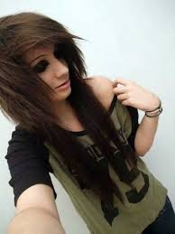 35 latest popular emo hairstyles for girls hair style