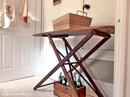Retro Laundry Room Decor by Our Vintage Home Love Laundry Room Ideas And A Vintage Ironing Board
