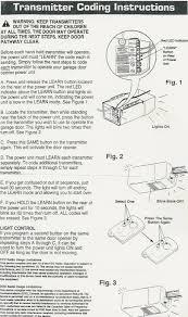 garage doors wiring diagram for liftmaster garage door opener