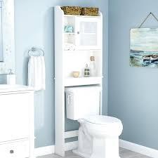 bathroom shelves and cabinets shelves over toilet ad storage hacks in bathroom over toilet shelves