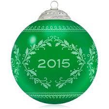 2015 commemorative hallmark keepsake ornament