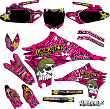 rockstar energy motocross gear crf150f graphics google search motocross pinterest
