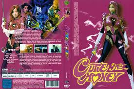 cutey honey covers box sk cutie honey high quality dvd blueray movie