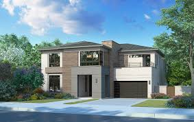 Modern Elevation Ariel At Alara By Toll Brothers In The Modern Elevation Style