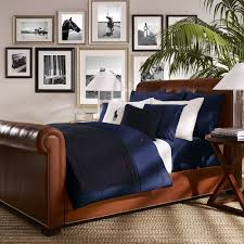 Ralph Lauren Home Interiors by Buy Ralph Lauren Home Polo Player Duvet Cover Navy Amara