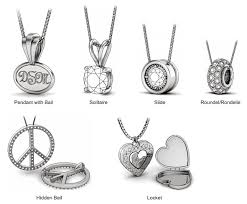 necklace metal types images Buying a pendant buyers guide usa jewels jpg