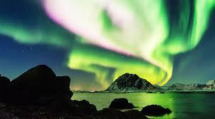 how do the northern lights happen aurora borealis northern lights glorope