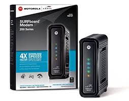 arris modem lights sb6121 amazon com arris surfboard sb6121 4x4 docsis 3 0 cable modem