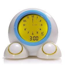best light alarm clock alarm clocks best for sleep training