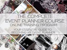 becoming an event planner the about event planning certification
