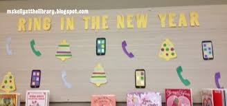 Bulletin Board Decoration For New Year by Ms Kelly At The Library A Year Of Library Bulletin Board Ideas