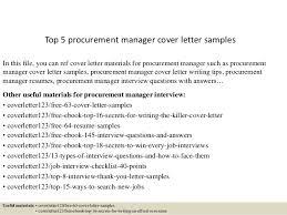 Procurement Manager Resume Sample by Top 5 Procurement Manager Cover Letter Samples 1 638 Jpg Cb U003d1434615644