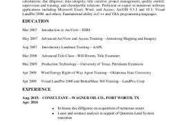 landman resume example cover letter examples biotech example good