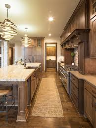Dark Wood Floor Kitchen by Our 50 Best Rustic Dark Wood Floor Kitchen Ideas U0026 Photos Houzz