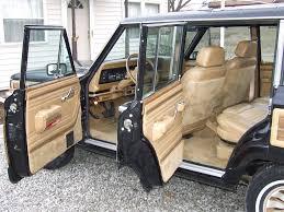 1971 jeep wagoneer jeep wagoneer klassiekerweb