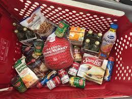 thanksgiving dinner shopping trip only 20 33 at target reg